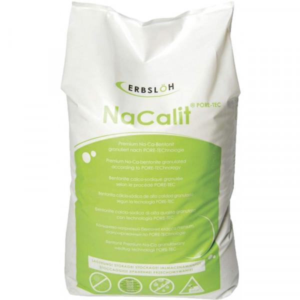 NaCalit PORE-TEC Bentonit 20kg