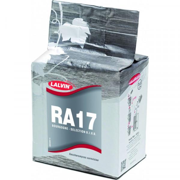 Trockenreinzuchthefe LALVIN RA17