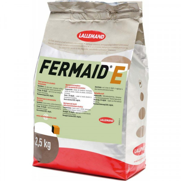 FERMAID E Hefenährstoff 2,5 kg