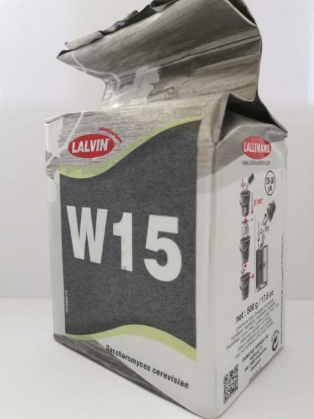 Trockenreinzuchthefe LALVIN W15