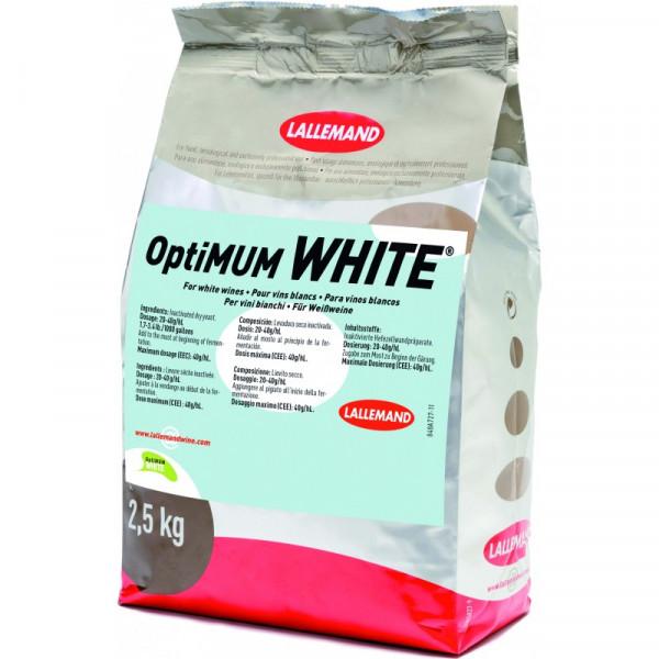 OPTIMUM-WHITE Hefenährstoff 2.5 kg